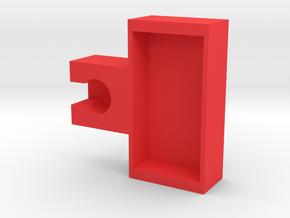 Sensor Module in Red Processed Versatile Plastic