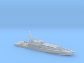 1/600 Scale HMAS Armidale Patrol Boat in Smooth Fine Detail Plastic