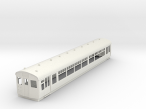 o-32-lner-driver-3rd-coach in White Natural Versatile Plastic