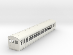 o-43-lner-driver-3rd-coach in White Natural Versatile Plastic
