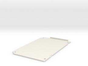ramps-enclosure-cover for i3 3d printer clone in White Natural Versatile Plastic