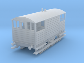 a-148fs-gcr-15t-6w-brakevan in Smooth Fine Detail Plastic