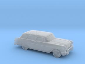 1/76 1957 Pontiac Safari in Smooth Fine Detail Plastic