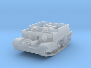 universal carrier scale 1/87 in Smooth Fine Detail Plastic
