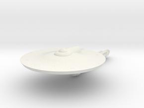 2500 Saladin mk5 Hathor class TOS in White Natural Versatile Plastic