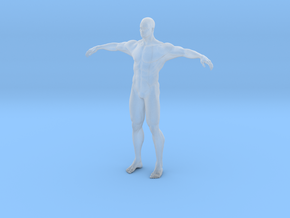 sport man 27mm pose request in Smooth Fine Detail Plastic