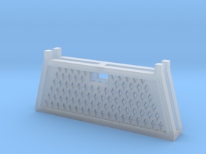 Pickup Truck Cab Guard Grid 2pack 1-50 Scale in Smooth Fine Detail Plastic