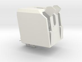 Gun 105 mm SK C 32 in 1 zu 35  in White Natural Versatile Plastic