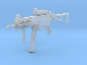 1/10th VMP45 Tactical 2 in Smooth Fine Detail Plastic