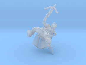 Halfling Assassin in Smooth Fine Detail Plastic
