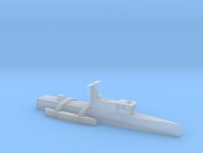 1/285 Scale Sea Hunter in Smooth Fine Detail Plastic