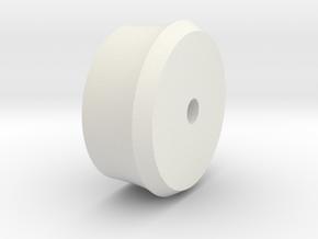lower body in White Natural Versatile Plastic