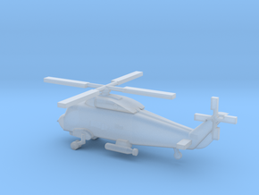 1/300 Scale SH-2 Sea Sprite in Smooth Fine Detail Plastic