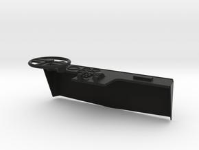 Vanquish Ripper - Dash set in Black Natural Versatile Plastic