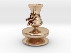 pot in 14k Rose Gold