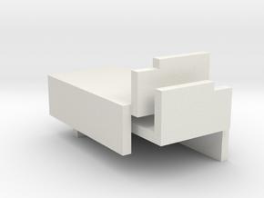 FR D1 & Cambrian SGC -P4 Cab Splashers in White Natural Versatile Plastic