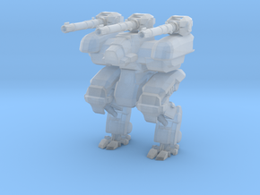 1/2000 War Robot Fury in Smooth Fine Detail Plastic