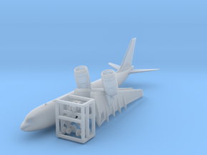 1:500 - A330-800 + Neo Engines [Sprue] in Smooth Fine Detail Plastic