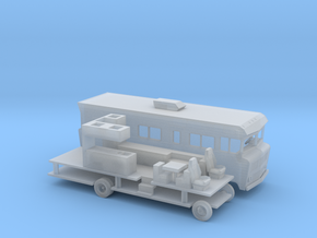 1/160  Winnebago Chieftain Kit in Smooth Fine Detail Plastic