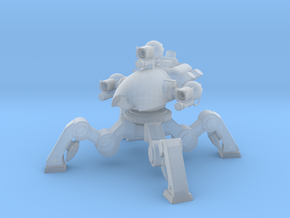 1/2000 War Robot Fujin (Taran) Wind God in Smooth Fine Detail Plastic