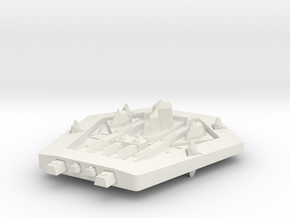 PH202 Hrastyukar Escort Cruiser in White Natural Versatile Plastic