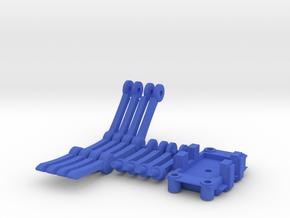 Pharoid Time Strider in Blue Processed Versatile Plastic