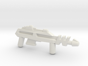 MOTU Inspired Custom Lego Webstor Blaster in White Natural Versatile Plastic