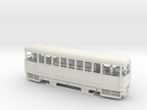 Wien Type l3 Nr. 1701-1900 ohne Zierleiste in White Natural Versatile Plastic