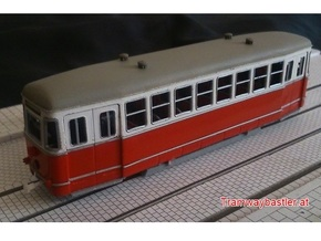 Wien Type l Nr. 1701-1830 in White Natural Versatile Plastic
