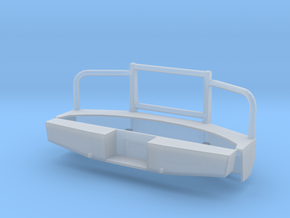 1-50_f350_heavy_bumper in Smooth Fine Detail Plastic