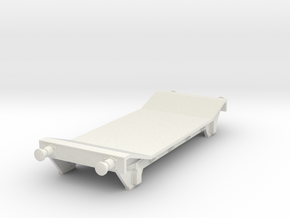 a-64-lbscr-well-wagon-1a in White Natural Versatile Plastic