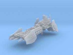 Diabolist Battleship in Smooth Fine Detail Plastic