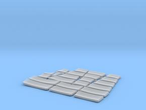 DeAgo Falcon Corridor - Starboard Pads in Smooth Fine Detail Plastic