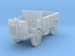 Autocarretta 35 desert 1:100 in Smooth Fine Detail Plastic
