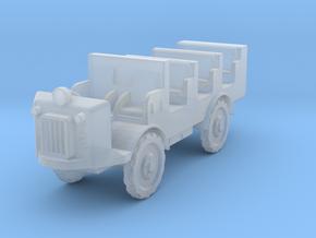 Autocarretta 36 mod1 1:144 in Smooth Fine Detail Plastic