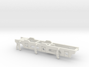 FR D1 & Cambrian SGC - EM Chassis in White Natural Versatile Plastic