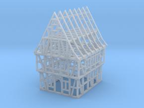 Fachwerk A - Holzständerwerk/Framework in Smooth Fine Detail Plastic: 6mm