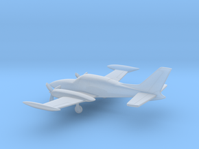 Cessna 310R in Smooth Fine Detail Plastic: 1:200