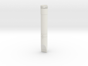 Metal Gear Solid V Phantom Cigar in White Natural Versatile Plastic