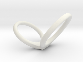 infinity scale 1.5 in White Natural Versatile Plastic