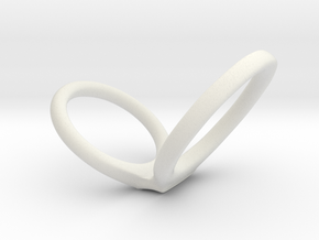 infinity scale 1.7 in White Natural Versatile Plastic