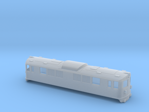 Swedish SJ electric locomotive type F - N-scale in Smooth Fine Detail Plastic