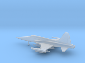 Northrop F-5E Tiger II in Smooth Fine Detail Plastic: 6mm