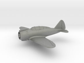 Reggiane Re.2000 in Gray Professional Plastic: 1:144