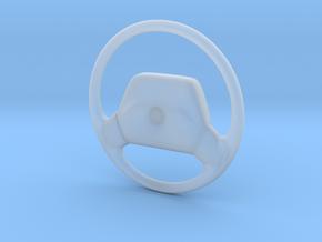 RCN030 Sterring wheel XJ in Smooth Fine Detail Plastic