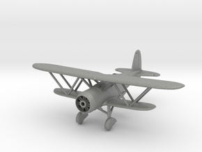 1/144 Fiat CR.42 in Gray Professional Plastic