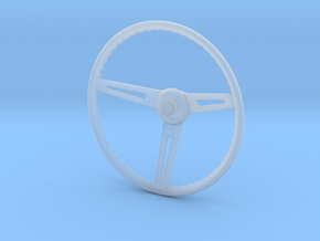 RCN079 Stering Wheel for Vaterra K10 in Smooth Fine Detail Plastic