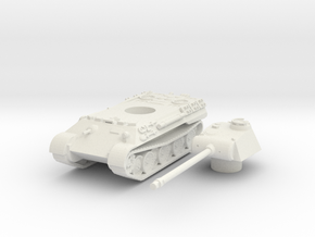 panther A scale 1/87 in White Natural Versatile Plastic