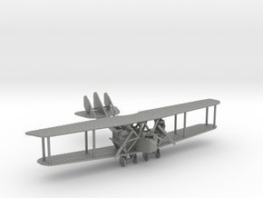 A.E.G. G.II (Triple Rudder) in Gray Professional Plastic: 1:144