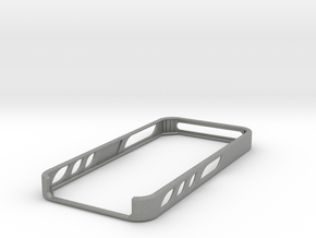 iphone 5 basic bumper in Gray Professional Plastic